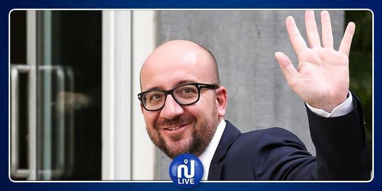 رئيس وزراء بلجيكيا يعلن إستقالته