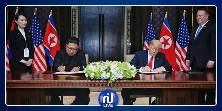 Sommet Kim-Trump: Date et lieu fixés