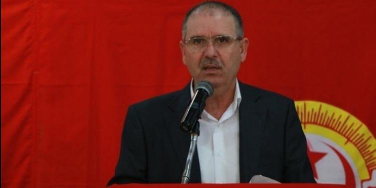 الطبوبي يؤكد ضرورة تحرك المجتمع الدولي من أجل وقف مأساة الشعب الفلسطيني