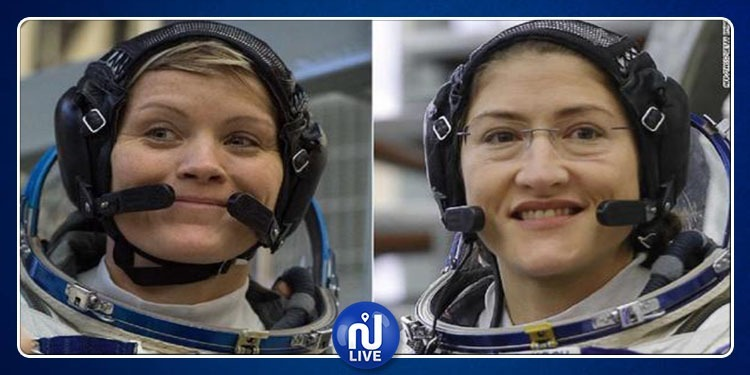 La Nasa annule une sortie spatiale 100% féminine…