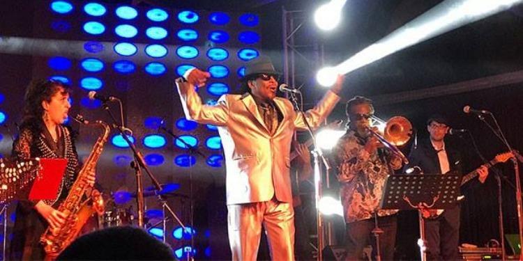 Samsung Blues Festival: Boney Fields enchante le public tunisien