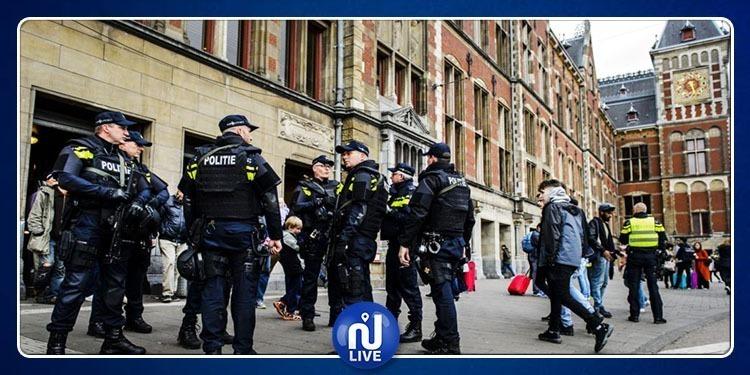 سقوط قتيل في الهجوم المسلّح بمدينة 'أوتريخت' الهولندية