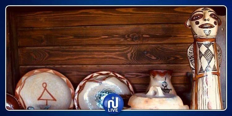 La poterie de Sejnane exposée à la Cité de la Culture