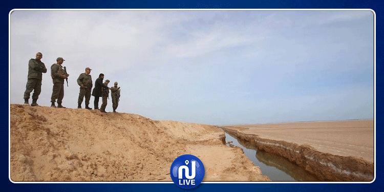 احباط عمليات تسلل أفارقة إلى التراب التونسي