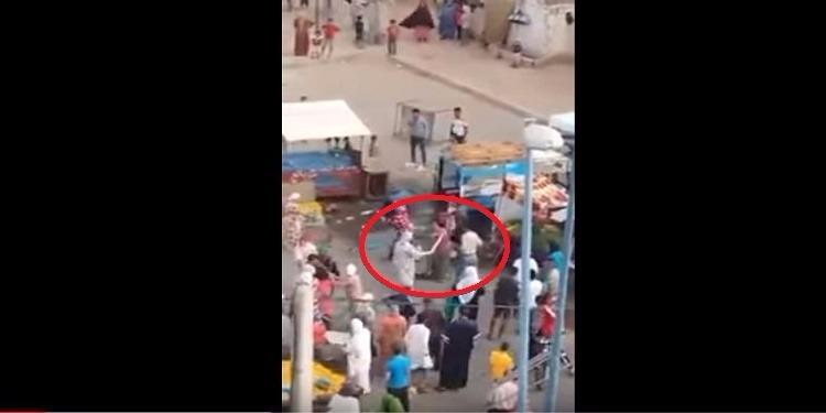 المغرب: شجار بالسيوف بين نساء في رمضان (فيديو)
