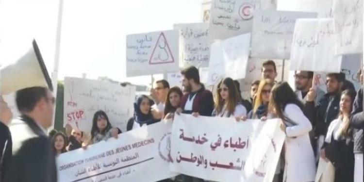 Imed Hammami: ''Le sit-in des jeunes médecins a été levé''
