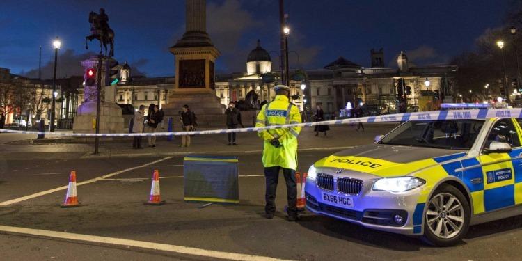 لندن: 11 مصابا في حادث الدهس و الشرطة البريطانية تكشف علاقته بالارهاب