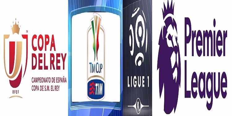 أبرز مباريات اليوم أوروبيا