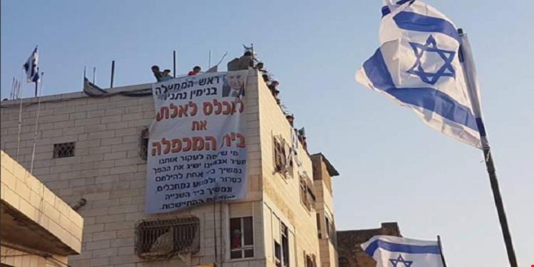 الخليل: مستوطنون يحاولون افتكاك منزل فلسطيني بالقوة