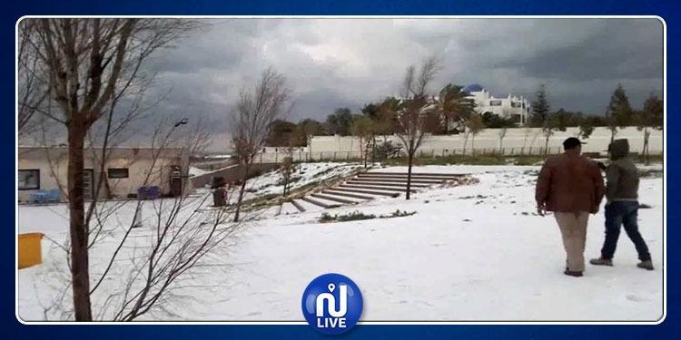 ليبيا: إقرار اليوم الأحد عطلة رسمية بسبب تساقط الثلوج