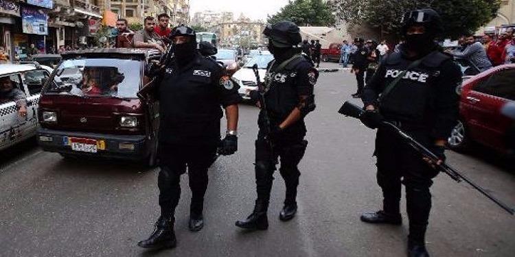 مصر: مقتل 5 عناصر من الشرطة في هجوم إرهابي
