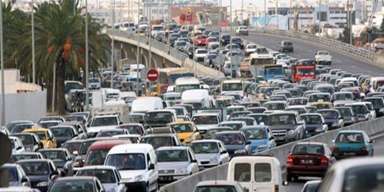 تطاوين:اختناق مروري متزايد وفرقة المرور تفتقد للامكانية البشرية واللوجتية اللازمتين