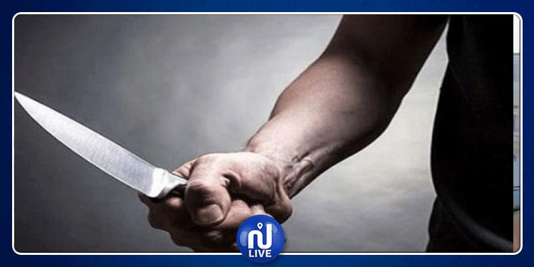 الزهروني: إيقاف ولي حاول الإعتداء على معلمة بسكين كبيرة الحجم