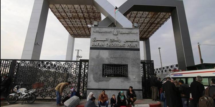 مصر تفتح معبر رفح إستنائيا