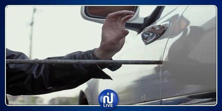 نابل: إيقاف شخصين تورّطا في سرقة السيّارات