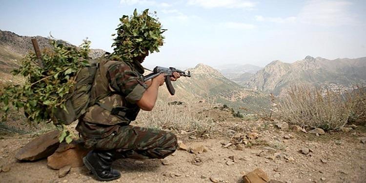 الجزائر: الجيش يُدمّر 3 مخابئ للإرهابيين