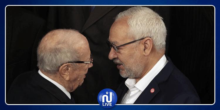 راشد الغنوشي يعارض مقترح رئيس الجمهورية بتعديل الدستور