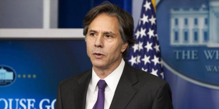 أنتوني بلينكن: التدخل الروسي في الصراع السوري سيكون له عواقب غير متوقعة