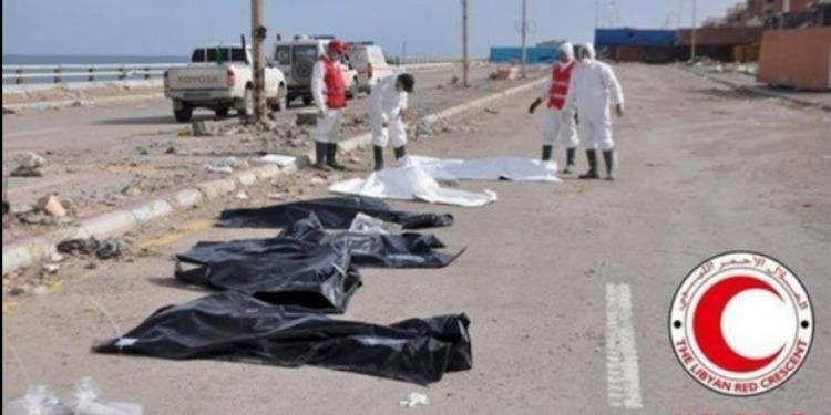 ليبيا: العثور على 8 جثث مجهولة في بنغازي ودرنة