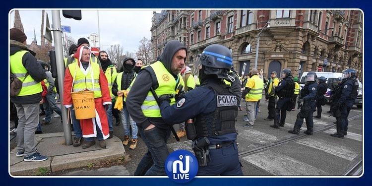 فرنسا: الشرطة تنضم إلى ''السترات الصفراء''!؟