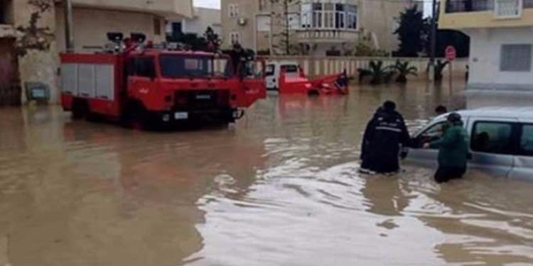 أريانة: لجنة مجابهة الكوارث تجتمع وتستعد لموسم الأمطار