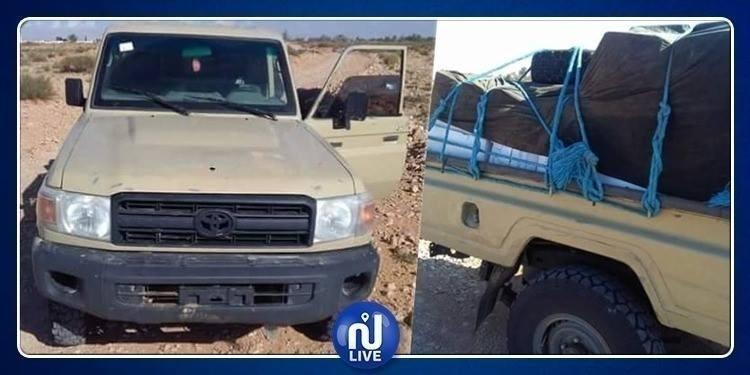 خلال يومين فقط: الجيش الوطني يحجز ثلاثة سيارات تهريب بالجنوب