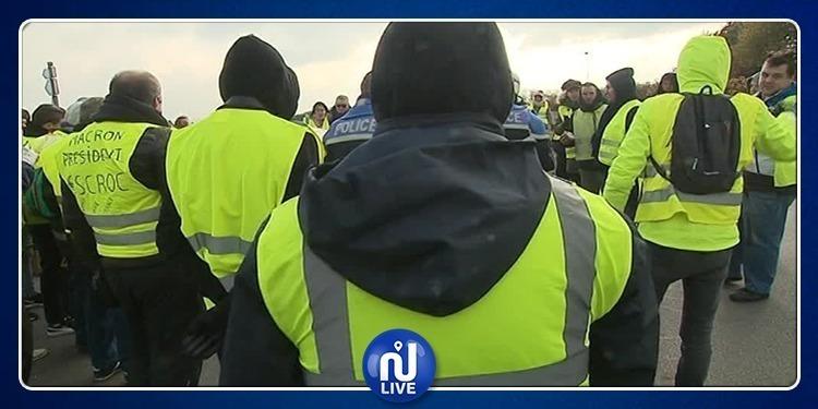 فرنسا: قانون جديد لمواجهة ''السترات الصفراء''