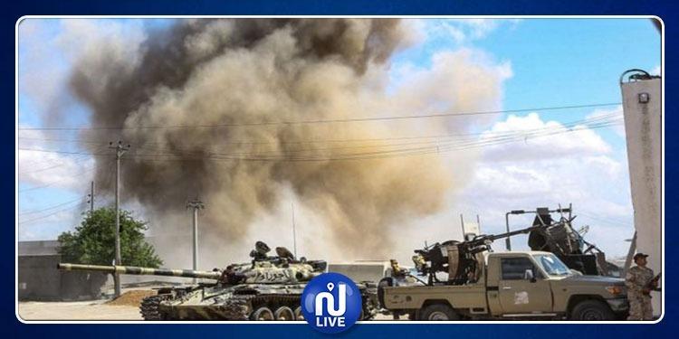 وفاة187 شخصا وجرح 1157 أخرين منذ اندلاع المعارك في طرابلس