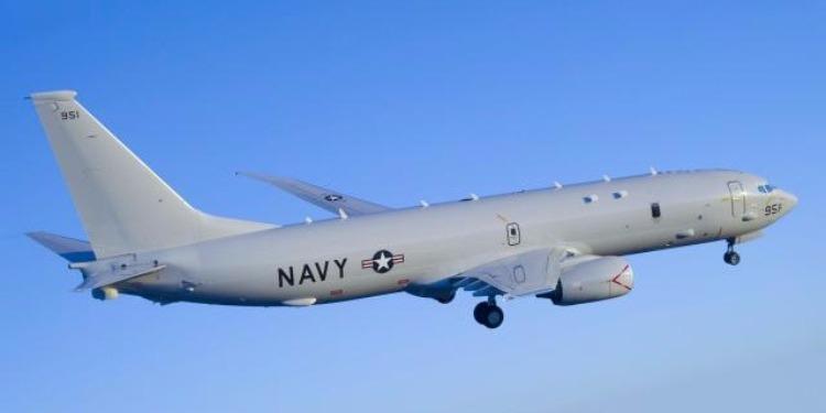 Un avion américain s'écrase en mer des Philippines