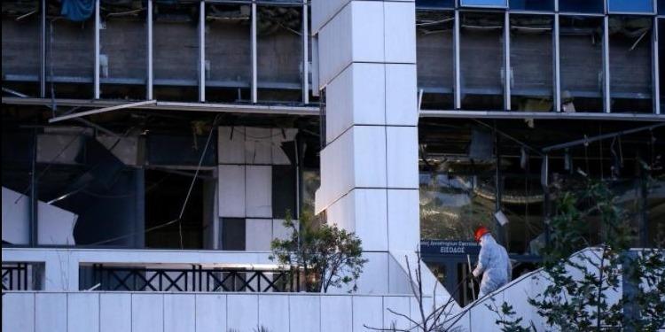 اليونان: انفجار في محيط محكمة بأثينا