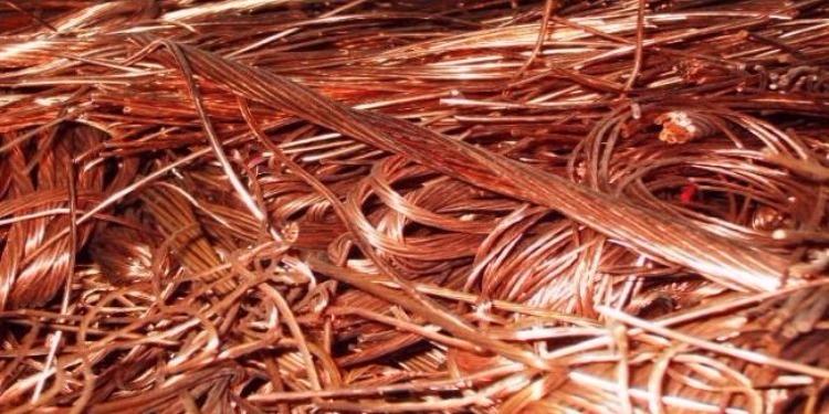 القصرين : حجز 41 طنا من مادة النحاس المهرّب