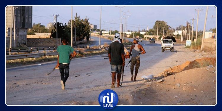 ليبيا: 187 قتيلا و1157 جريحا خلال المعارك الأخيرة بالعاصمة طرابلس