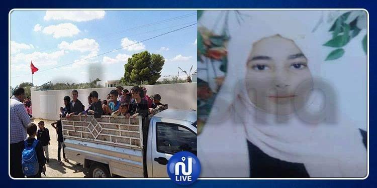 ضحية..وفاة تلميذة في بوحجلة أرهقها السير 5 كلمترات يوميا لطلب العلم