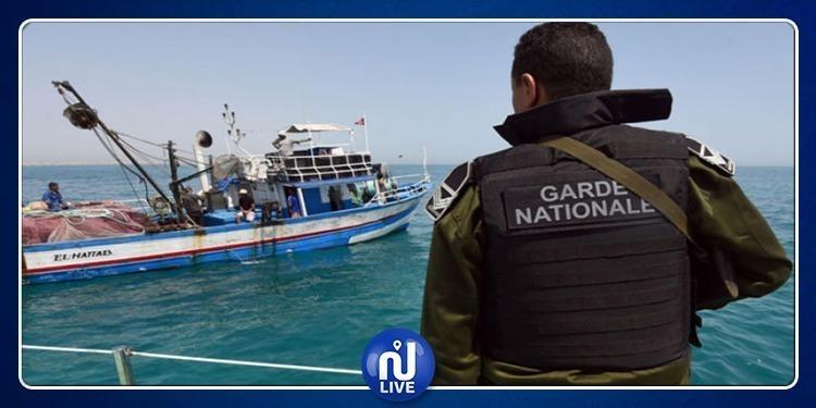 تطاوين : القبض على 5 أشخاص مجتازين للحدود الليبية التونسية خلسة