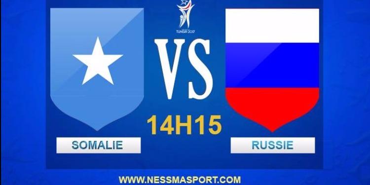 مونديال الميني فوت: روسيا والصومال من أجل تدارك هزيمة الجولة الأولى