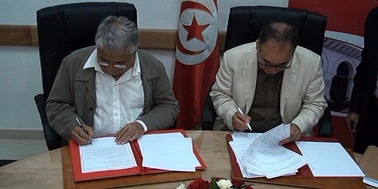 توقيع اتفاقية تعاون بين وزارة الشؤون الاجتماعية ومنظمة الاسعاف الاجتماعي الدولي