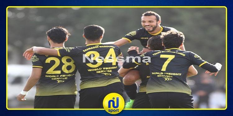 مباراة ودية: النادي البنزرتي يتفوق على شبيبة طبربة