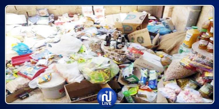 المنستير: حجز 200 كلغ من المواد الغذائية الفاسدة