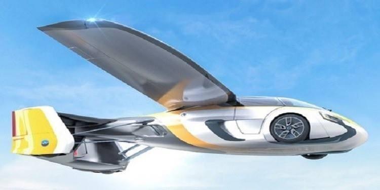 Le Japon lance le projet d'une voiture volante