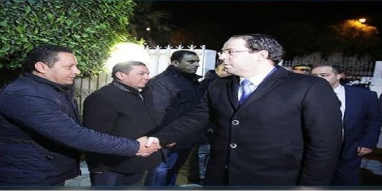 بن عروس: رئيس الحكومة يزور إقليم الأمن الوطني