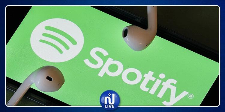 Le géant du streaming, Spotify, en Tunisie…