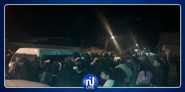 القصرين:إرهابيون يهاجمون دورية أمنية وإصابة مواطن برصاصة(صور+فيديو)