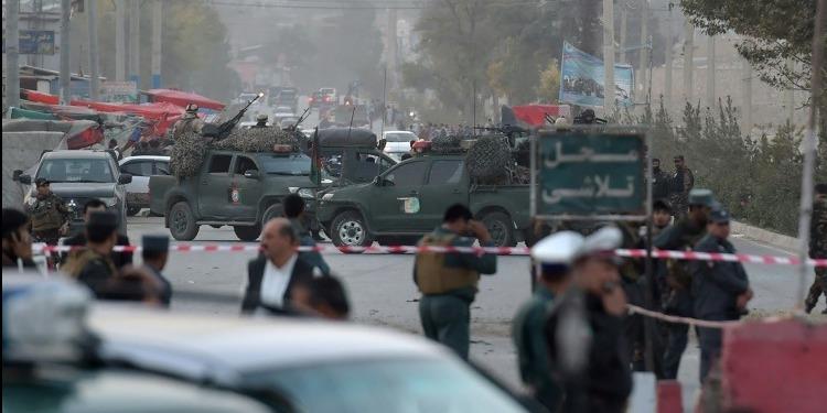 أفغانستان : 23 قتيلا وعشرات الجرحى في سلسة هجمات على مواقع حكومية