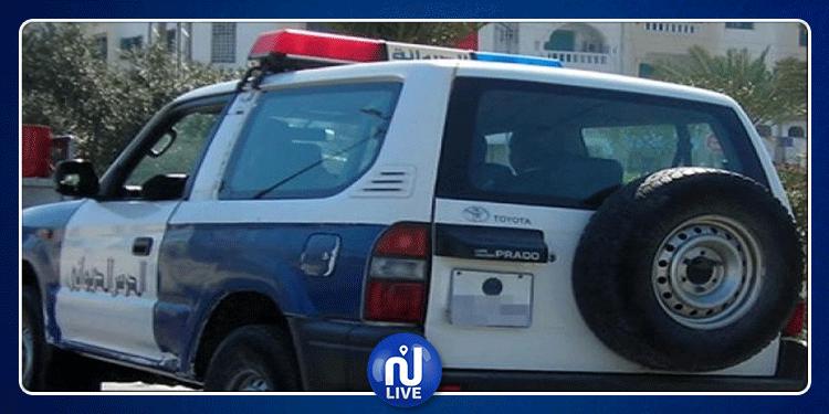 القصرين: اصابات متفاوتة في حادث انزلاق سيارة ديوانية