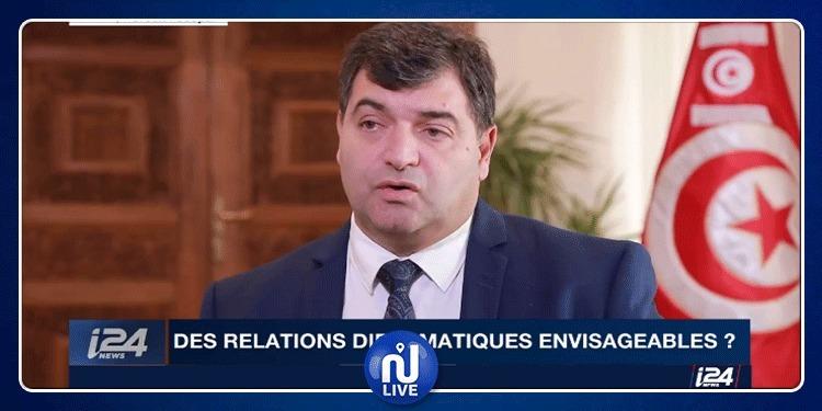 روني الطرابلسي ينفي إجراء لقاء تلفزي مع قناة اسرائليلة