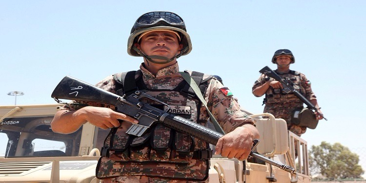 الجيش الأردني يحرر مواطن مختطف في سوريا (صور)