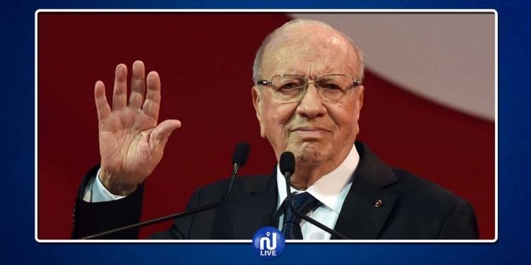 Béji Caïd Essebsi: Aucun conflit ne m'oppose à Youssef Chahed