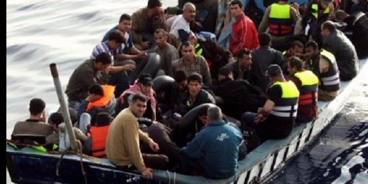 القبض على 14 تونسيا و9 أفارقة بصدد ' الحرقة'