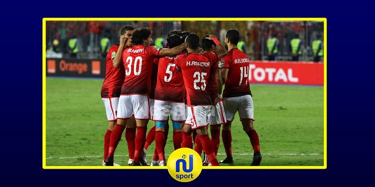 التشكيلة المحتملة للاهلي المصري في مواجهة الترجي الرياضي
