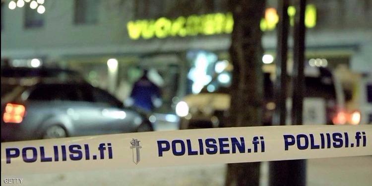 الشرطة الفنلندية : المشتبه به في تنفيذ الطعن مغربي